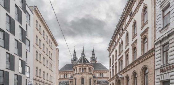 Katholische Kirche Breitenfeld, Vienna
